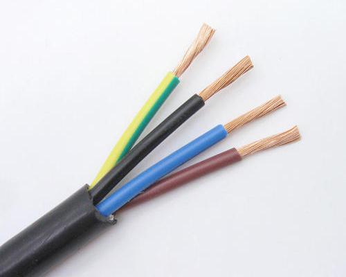 铜芯聚氯乙烯绝缘聚氯乙烯护套软电线 RVV