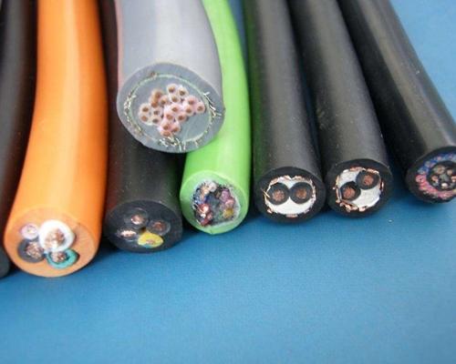 轻型橡套软电缆 YQ/YQW