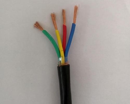 耐候型橡套软线 YZW/YCW