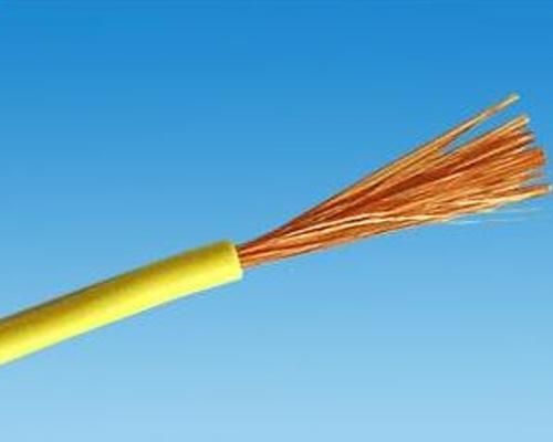 铜芯聚氯乙烯绝缘聚氯乙烯护套圆型连接软电线 RVV