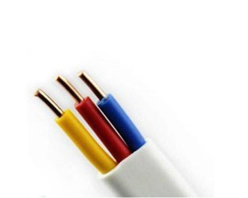 铜芯聚氯乙烯绝缘平型连接软电线